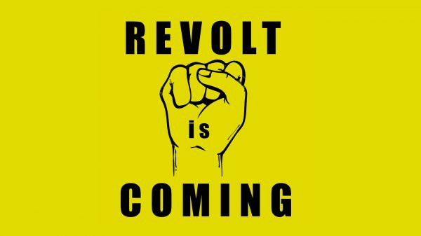 Revolt Is Coming - Chris Hedges